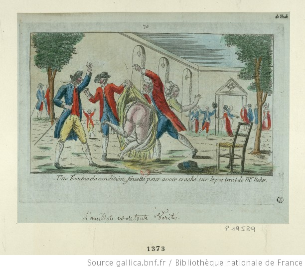 Fessées républicaines 1463