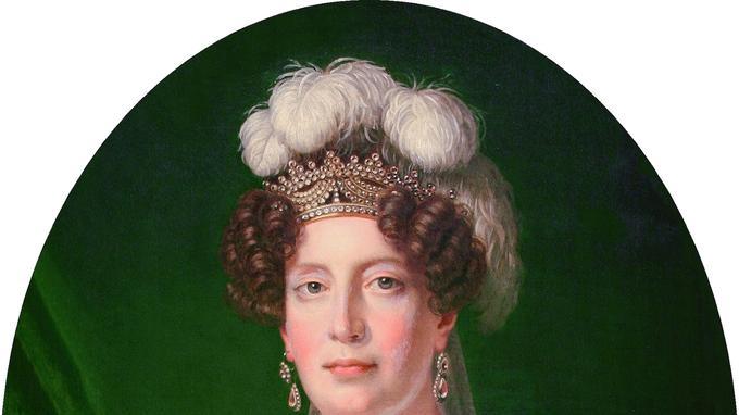 Marie-Thérèse Charlotte, dite Madame Royale, duchesse d'Angoulême - Page 11 1465