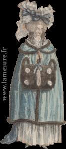 Galerie de portraits : Le manchon au XVIIIe siècle  - Page 3 148