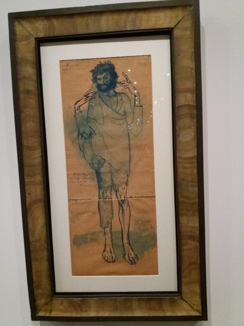 Exposition : Picasso Bleu et rose, à Orsay 1510