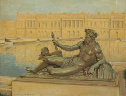 Henri de Nolhac, peintre de Versailles 1511