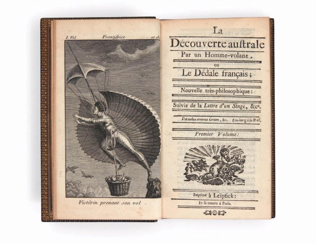 La conquête de l'espace au XVIIIe siècle, les premiers ballons et montgolfières !  - Page 7 1520