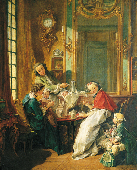 """Thé, café ou chocolat ? Les boissons """" exotiques """" au XVIIIe siècle - Page 5 1525"""
