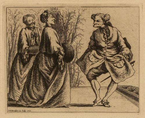 Galerie de portraits : Le manchon au XVIIIe siècle  - Page 3 1545