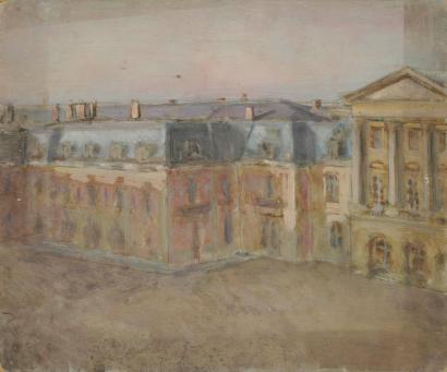 Henri de Nolhac, peintre de Versailles 1611