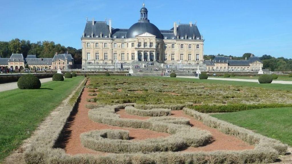 Les Buis des jardins du château de Versailles 170