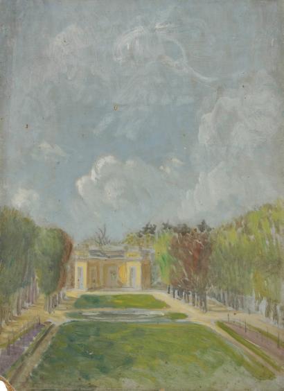 Henri de Nolhac, peintre de Versailles 1712