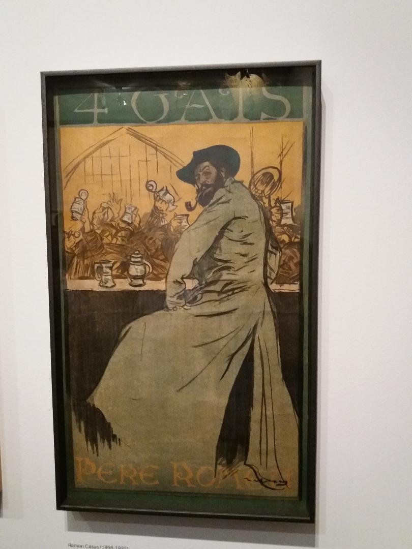 Exposition : Picasso Bleu et rose, à Orsay 1811