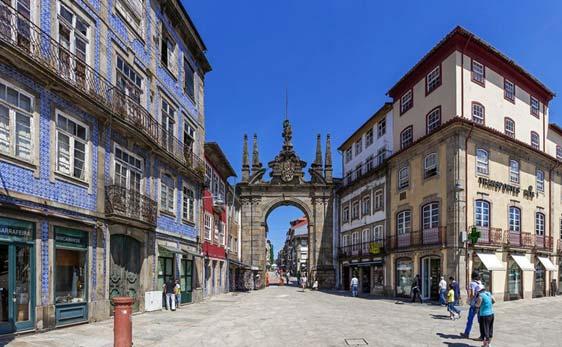 Le Baroque portugais 1917