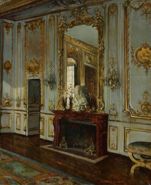 Henri de Nolhac, peintre de Versailles 2012