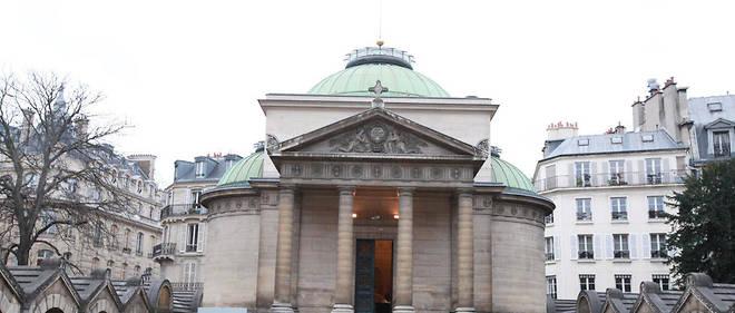 La chapelle expiatoire du square Louis XVI, à Paris - Page 3 20500710