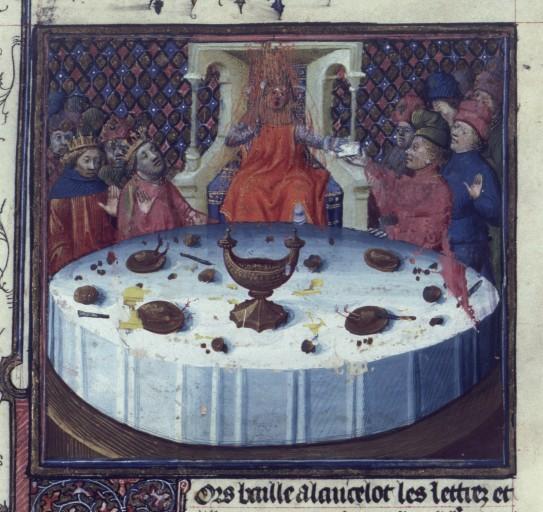 La Nef de table et les Cadenas 2124