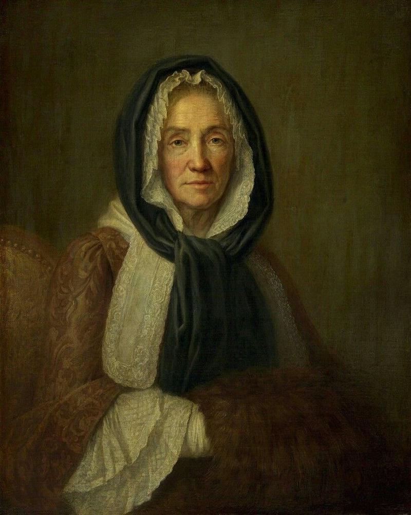 Galerie de portraits : Le manchon au XVIIIe siècle  - Page 2 215