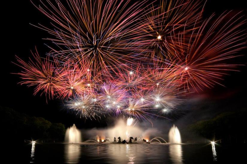 Versailles, Les Grandes Eaux nocturnes 2168