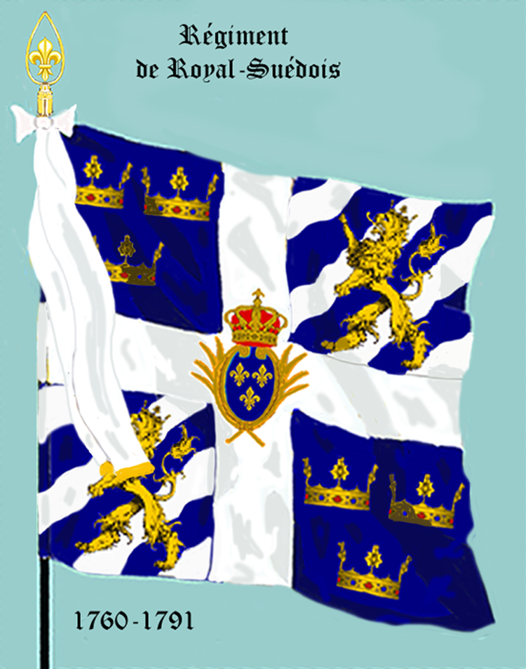 Le Royal Suédois, régiment de Fersen à Landrecies 217