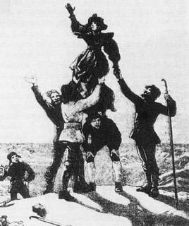 8 août 1786 : première ascension du Mont-Blanc, Jacques Balmat 2184