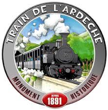 """Le """" Mastrou """" , petit train historique de l'Ardèche 219"""
