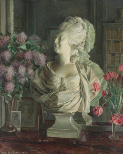 Henri de Nolhac, peintre de Versailles 2212