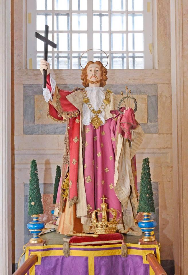 La Chemise du Sacre de Louis XV 2247