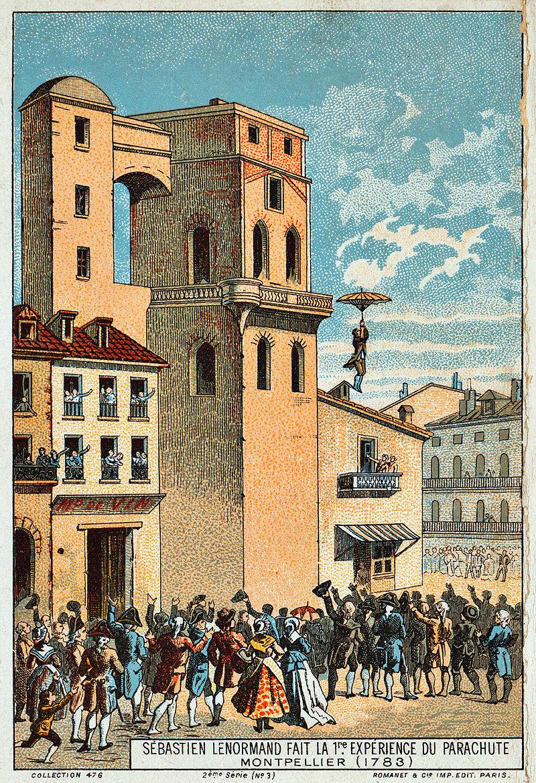 La conquête de l'espace au XVIIIe siècle, les premiers ballons et montgolfières !  - Page 7 2254