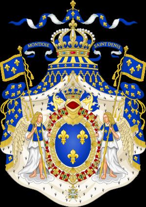 Symbole par excellence de la royauté française :  la Fleur de Lys 229