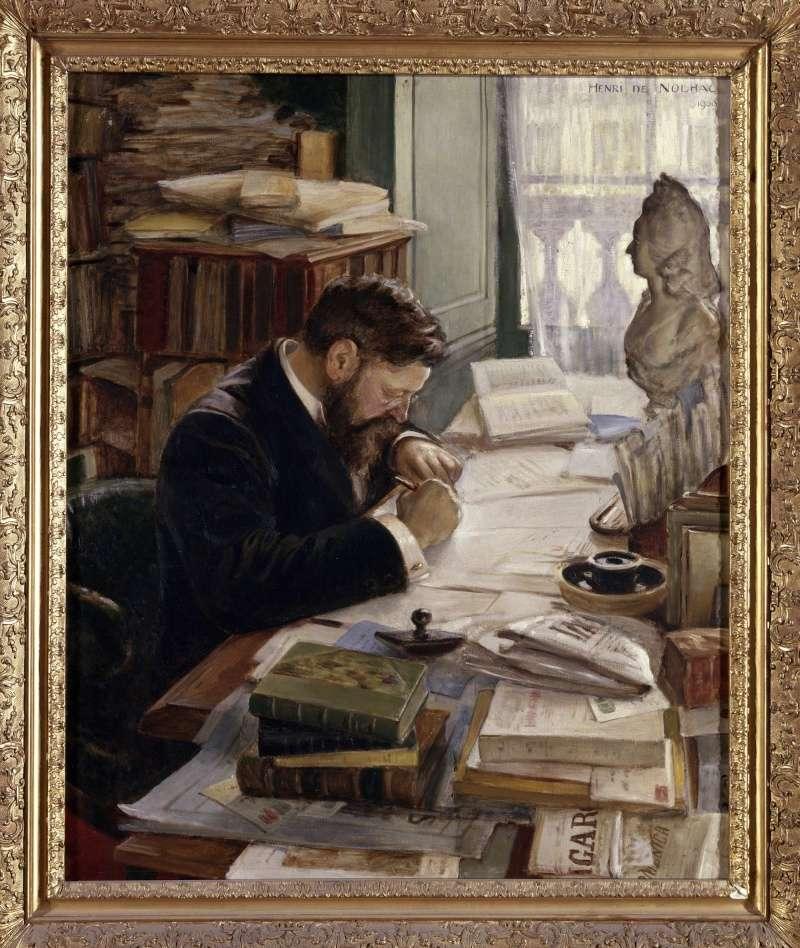 Henri de Nolhac, peintre de Versailles 2311