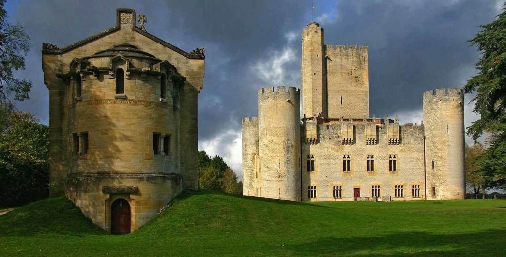 Le château de Roquetaillade 23854f10