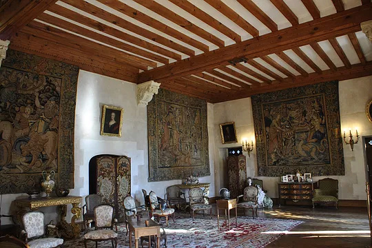 Le château de Roquetaillade 23854f11