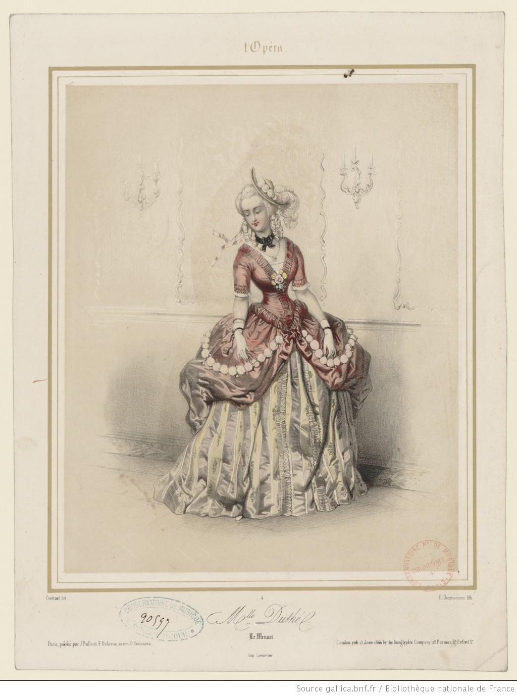 Mademoiselle Rosalie Duthé 246