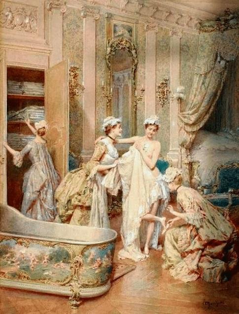 Hygiène, toilette et propreté au XVIIIe siècle - Page 4 25590-10