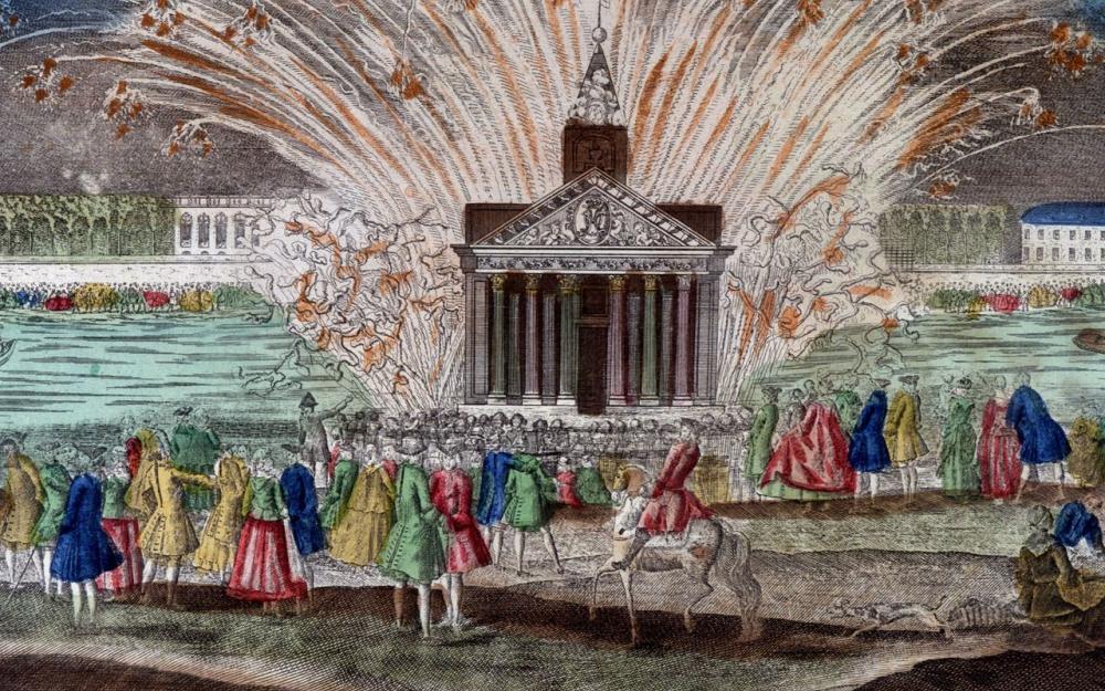 Le mariage de Louis XVI et Marie-Antoinette  - Page 11 271