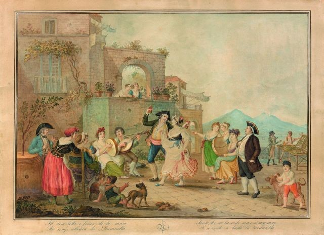 Le Vésuve, décrit par les contemporains du XVIIIe siècle - Page 6 2791_110