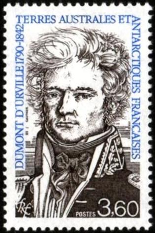 L'amiral Jules Dumont d'Urville ( 1790 - 1842  )  289_ju10