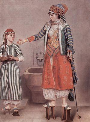 Chaussures et souliers du XVIIIe siècle 300px-10