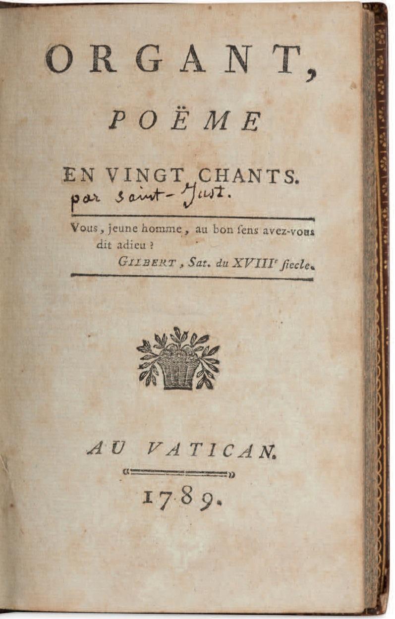 La littérature libertine au XVIIIe siècle 3012