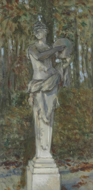 Henri de Nolhac, peintre de Versailles 3103
