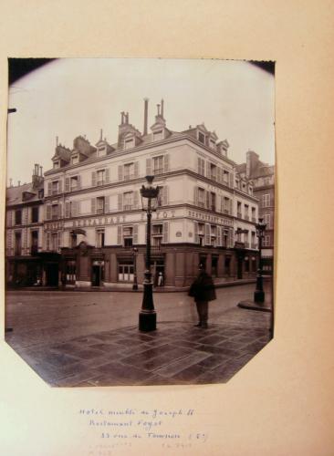 L'Hôtel de Tréville, à Paris 3132
