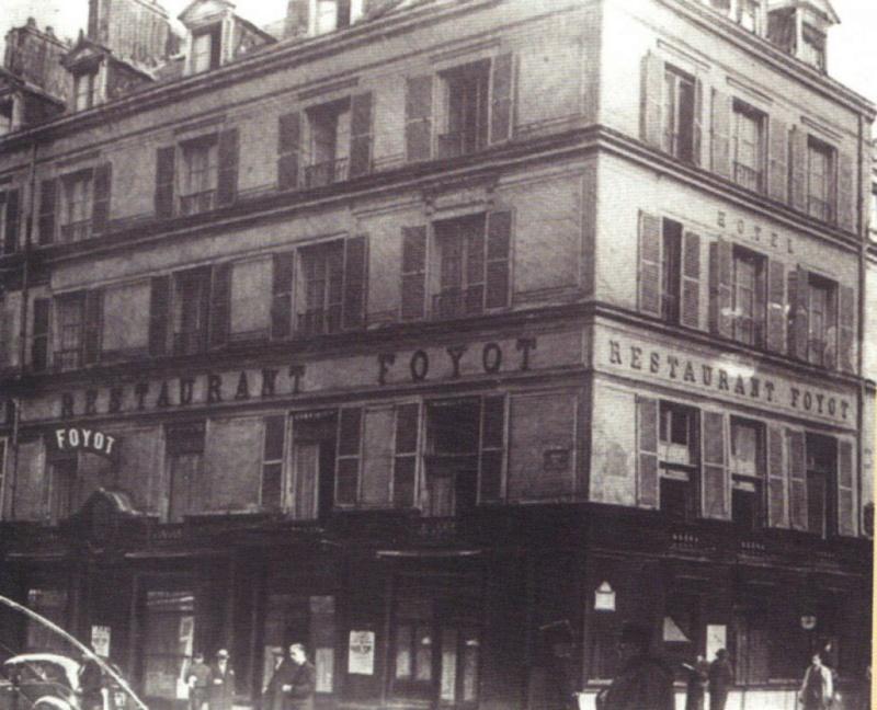 L'Hôtel de Tréville, à Paris 3133