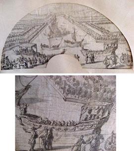 Les éventails au XVIIIe siècle - Page 5 3158