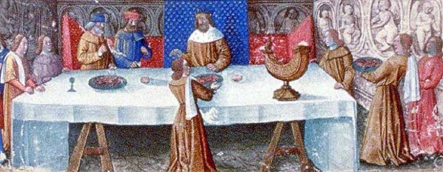 La Nef de table et les Cadenas 3162