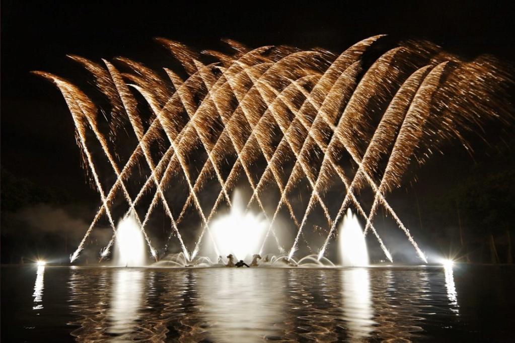 Versailles, Les Grandes Eaux nocturnes 3198