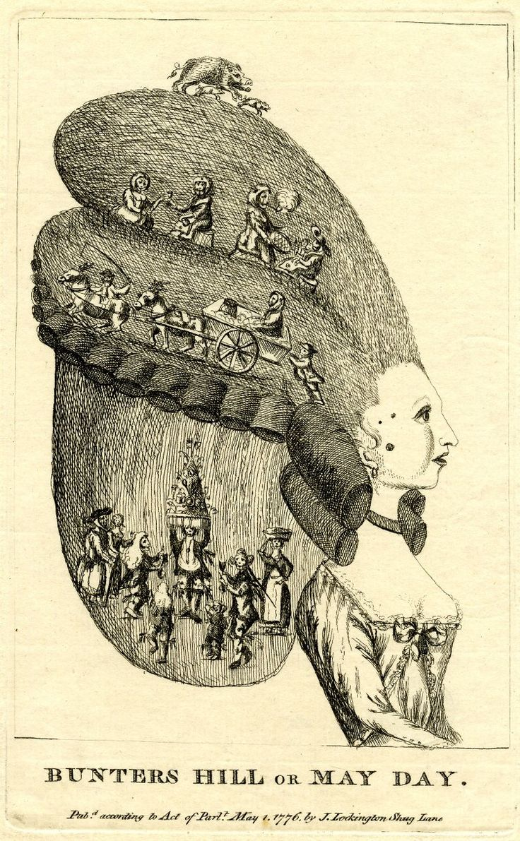 Les coiffures au XVIIIe siècle  - Page 12 326