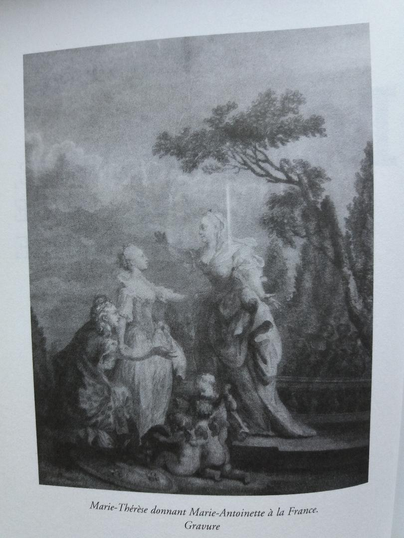 Le mariage de Louis XVI et Marie-Antoinette  - Page 9 339