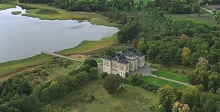 Le château de Mälsåker, résidence Fersen 365
