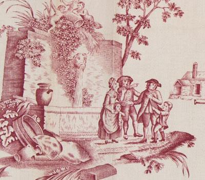 Les toiles de Jouy et la manufacture de Christophe-Philippe Oberkampf - Page 2 4-ball10