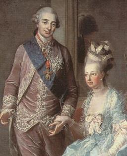 Portrait de Marie-Antoinette ou de Marie-Josèphe, par Meytens ? - Page 6 400px-10