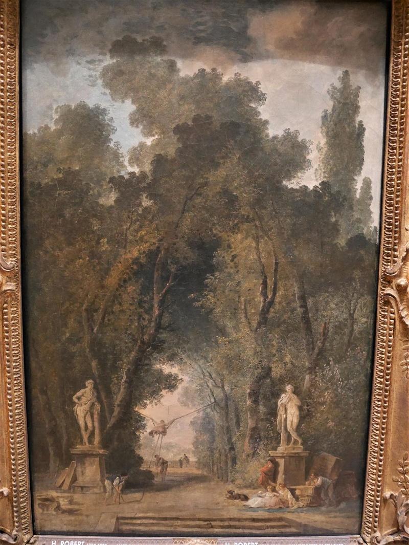 Hubert Robert et le XVIIIe siècle 411