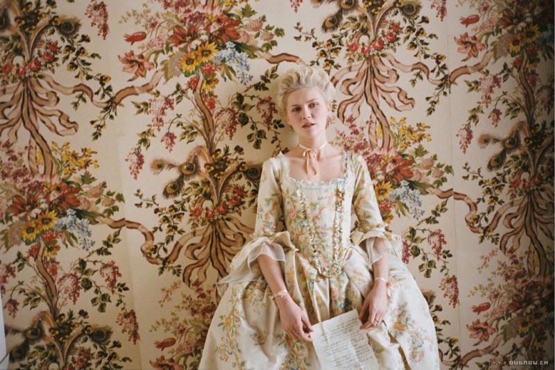 farr - Marie-Antoinette et le comte de Fersen, la correspondance secrète, d'Evelyn Farr - Page 8 4114