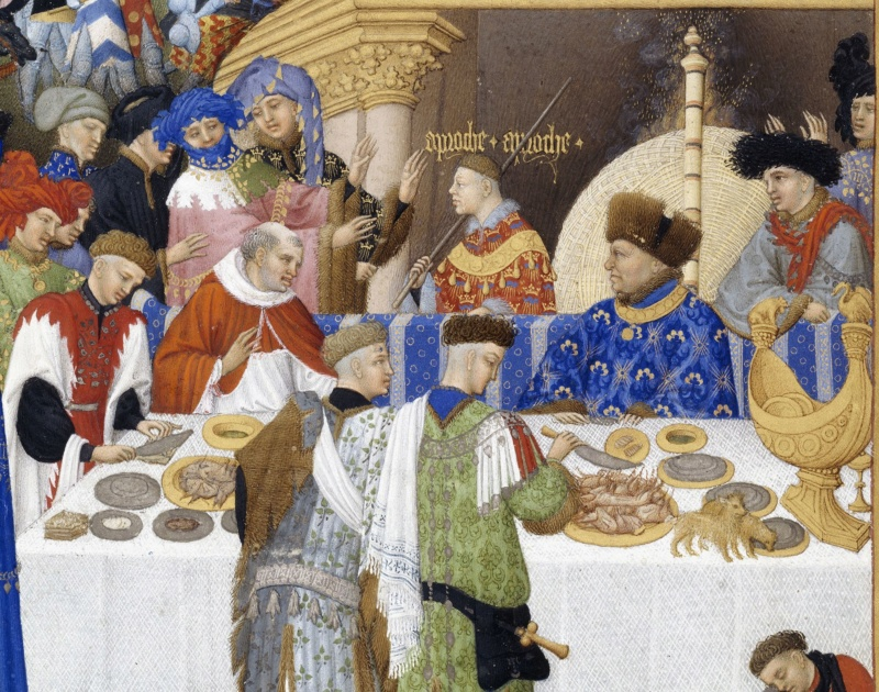 La Nef de table et les Cadenas 4122
