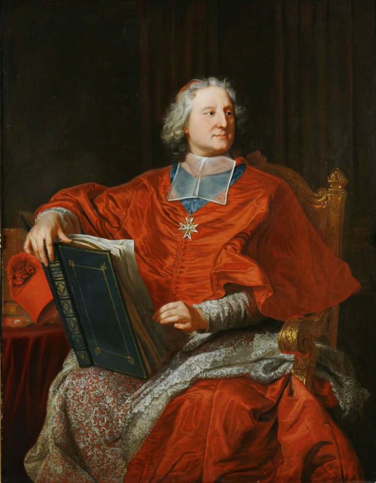 Le cardinal Melchior de Polignac - Page 2 4130